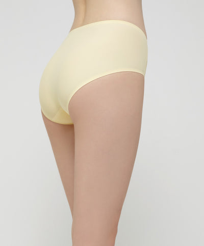 "Comfort Skin Plush Midi <br><font size=""3"" color=""#F08080"">***Buy 5 panties for $30. Must checkout at least 5 for discount.</font>"