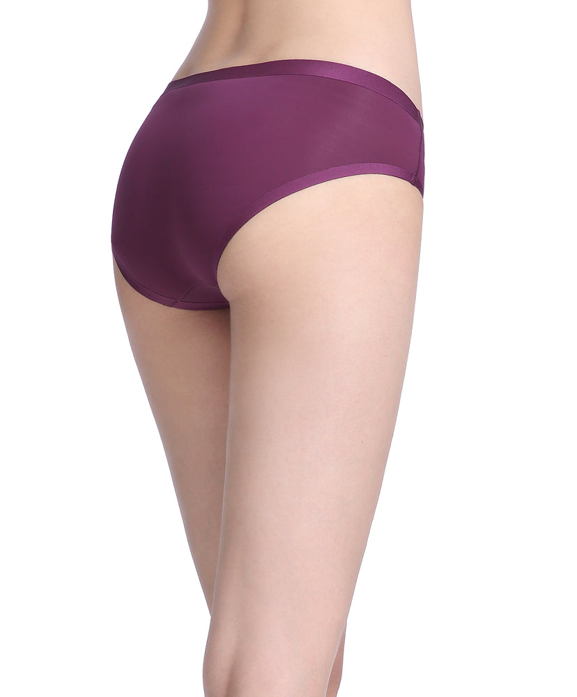 NEW! Bonded Dual Shine Seam Free Boxshorts  <br> <b> ***Buy 5 panties for $30 and get 2 FREE panties. Must checkout at least 7 for discount.</b>