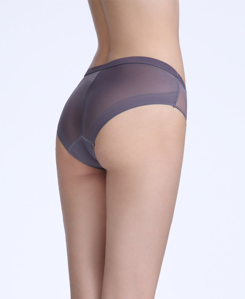 Feminine Skinlite Boxshorts  <br> <b> ***Buy 5 panties for $30. Must buy at least 5 for discount.</b>
