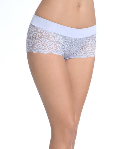 "Glisten Boxshorts Panty <br><font size=""3"" color=""#F08080"">***Buy 5 panties for $30. Must checkout at least 5 for discount.</font>"