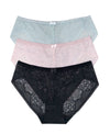Just Lace 7 Mini Panty<br><b> Buy 3 get 1 free, Buy 5 get 2 free </b>