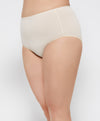 Nuance Soft Cotton High-Waisted Panty