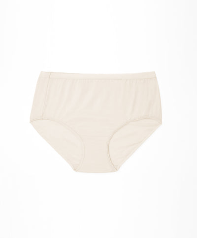"NEW! Nuance Soft Cotton High-Waisted Panty <br><font size=""3"" color=""#F08080"">***Buy 3 panties for $20. Must checkout at least 3 for discount.</font>"