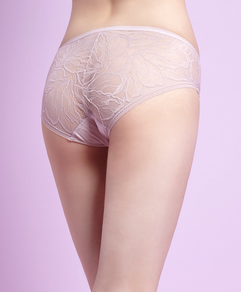 NEW! Luxe Boudoir Lace Boxshorts