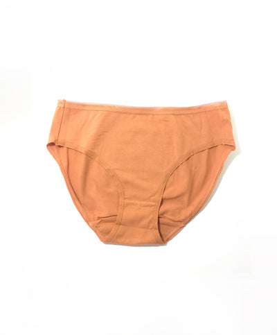Nature Cotton Packaging Panties - Midi
