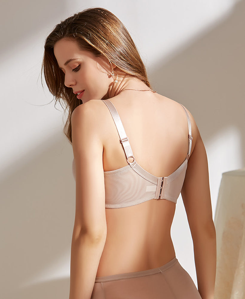 Beyond Basics Full Coverage Bra