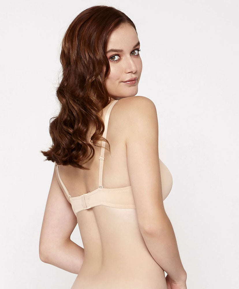 IVORY MOON Padded Demi Bra <br> <b>30% off</b>