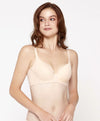 IVORY MOON Full Coverage Bra<br><b> Buy 3 get 1 free, Buy 5 get 2 free </b>