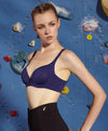 Energized Breathable Cups Sports Bra