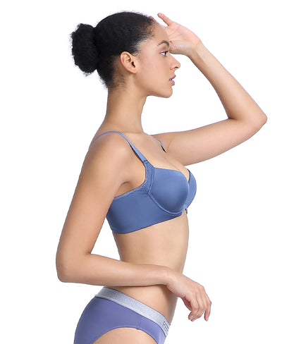 Essential Coverage Push-up Bra
