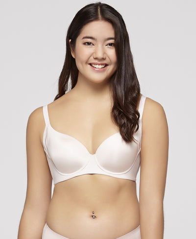 Essential Coverage Lightly Padded Bra