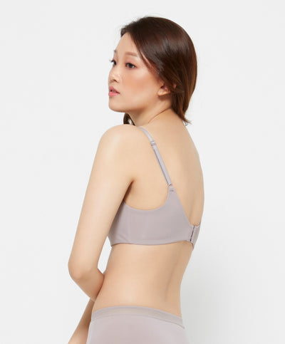 NEW! Sustainable Essentials Lightly-Padded Bralette
