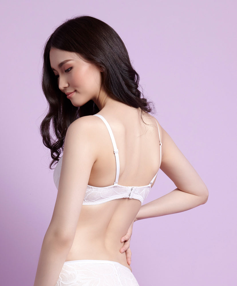 NEW! Luxe Boudoir Push-Up Demi