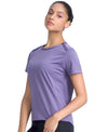 Round Neck Casual Sports Tee