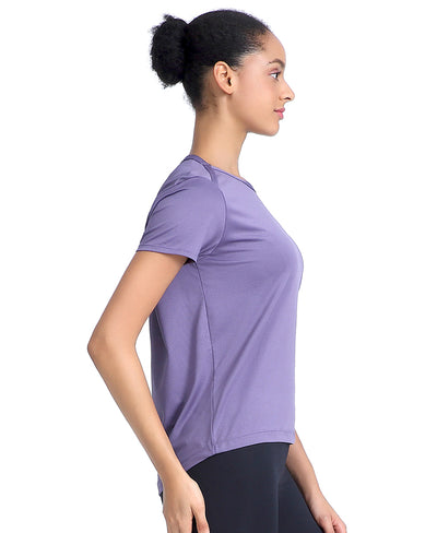 NEW! Round Neck Casual Sports Tee