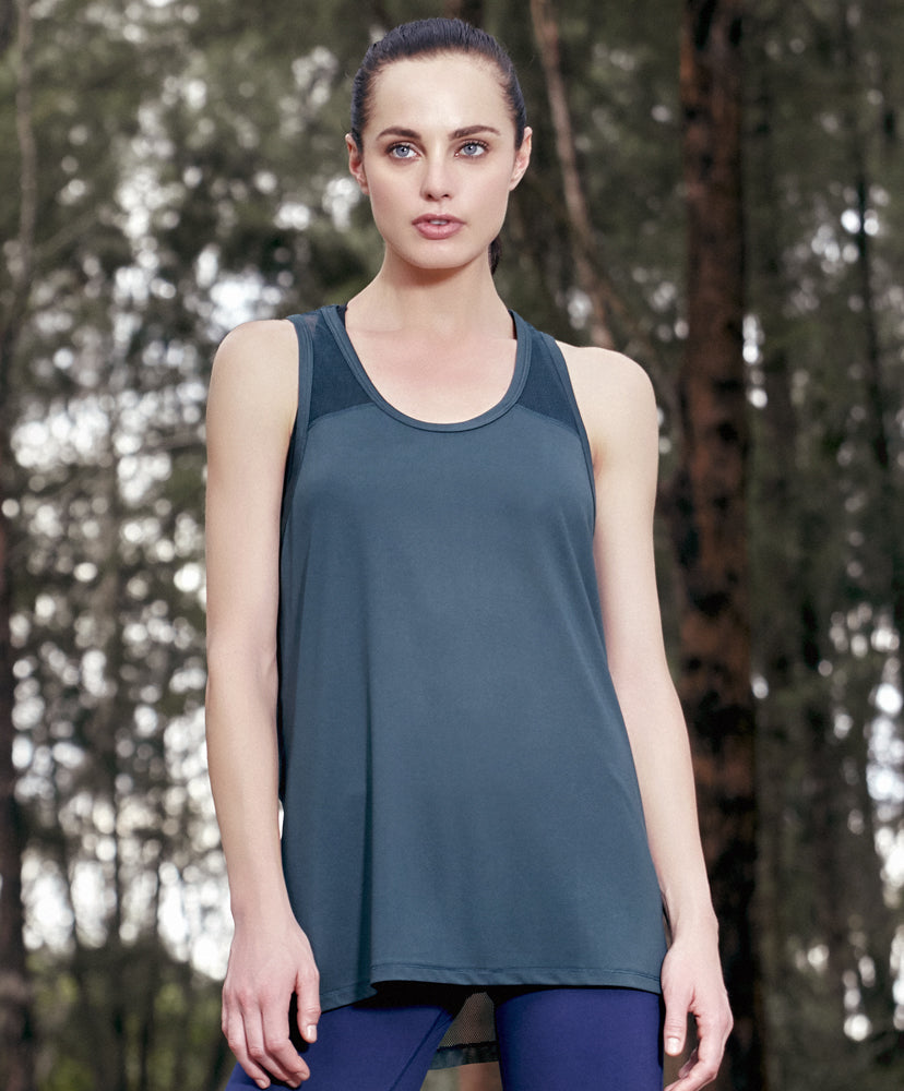Earthed Tank Top<br><b>2nd pcs at 50% off</b>