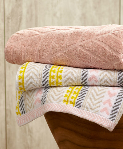 Cotton Lush Towels