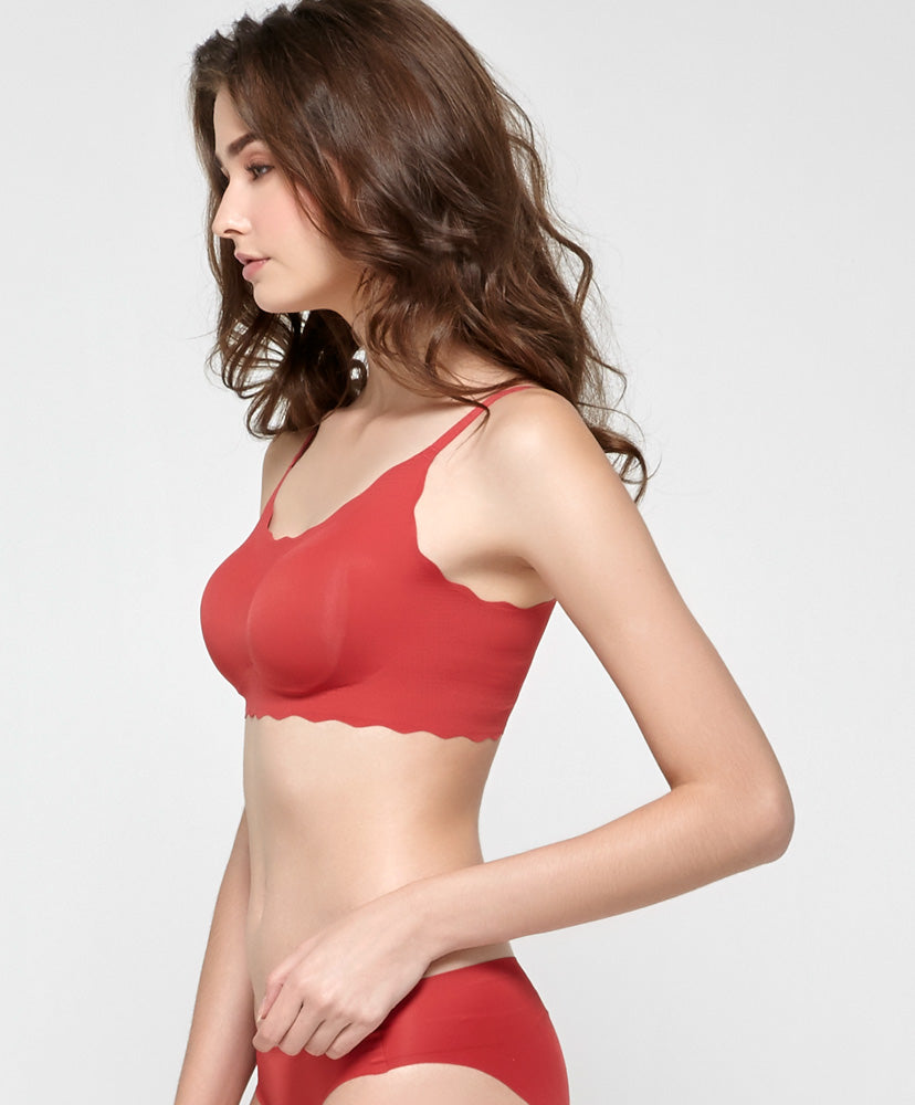 BE FREE Adjustable Strap Bralette<br><b>3 for $40</b>