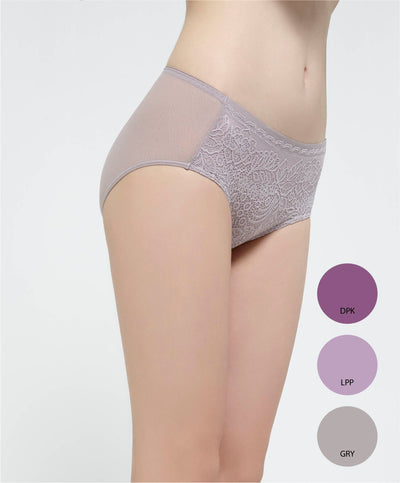 Bella Lace Boxshorts<br><b>3 for $18</b>