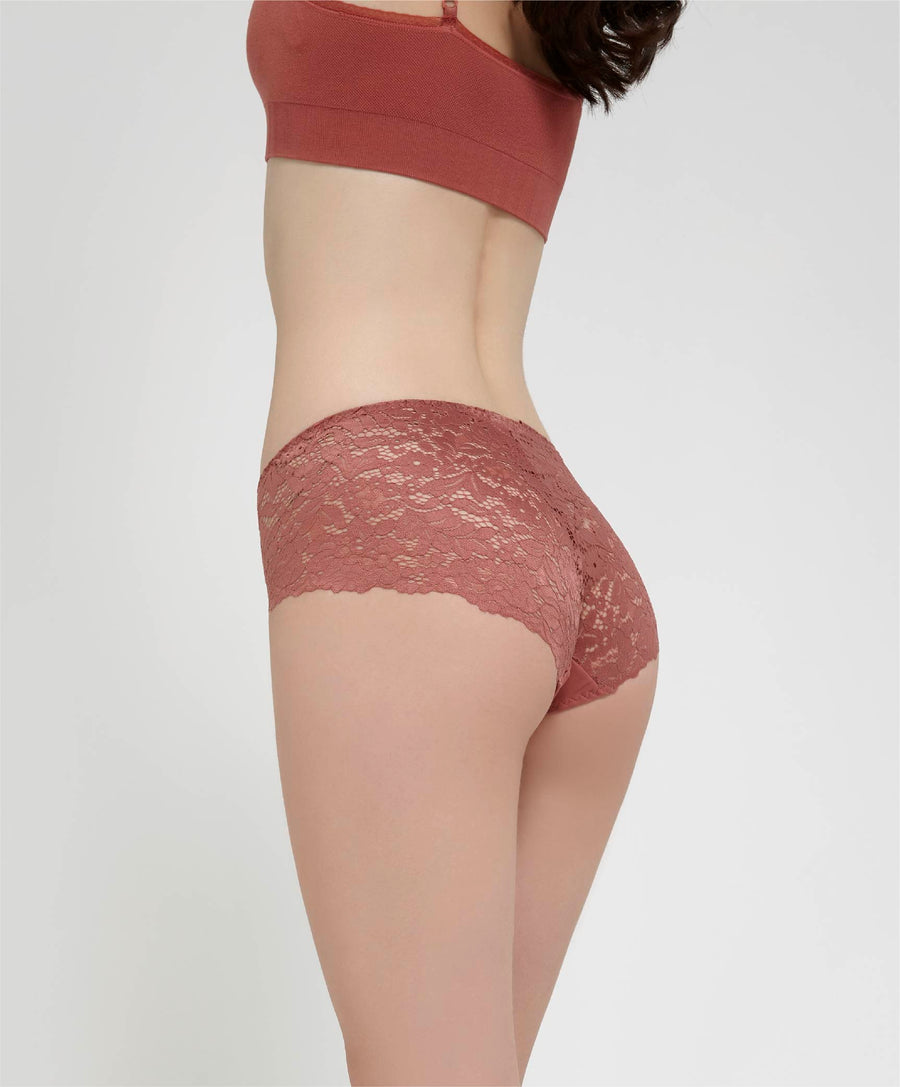 Botanical Boxshorts Panty<br><b>3 for $18</b>