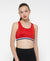 Nautical Racerback Sports Bra <br> <b> ***Buy 3 bras for $40. Must buy at least 3 for discount.</b>