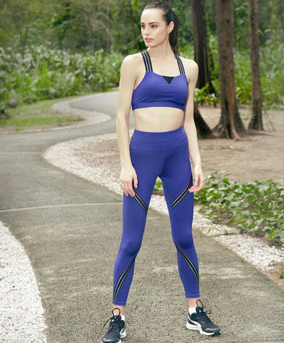 Energized Player X-back Sports Bra<br><b>2nd pcs at 50% off</b>