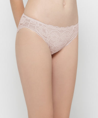 Prairie Dance Full Lace Mini Panty<br><b>3 for $18</b>