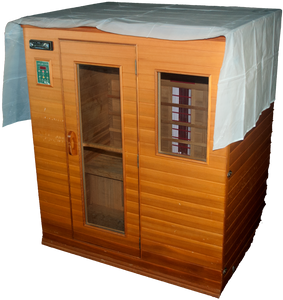 Replacement Sauna Cover Slip Cover