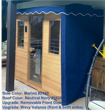 Custom Sauna Cover