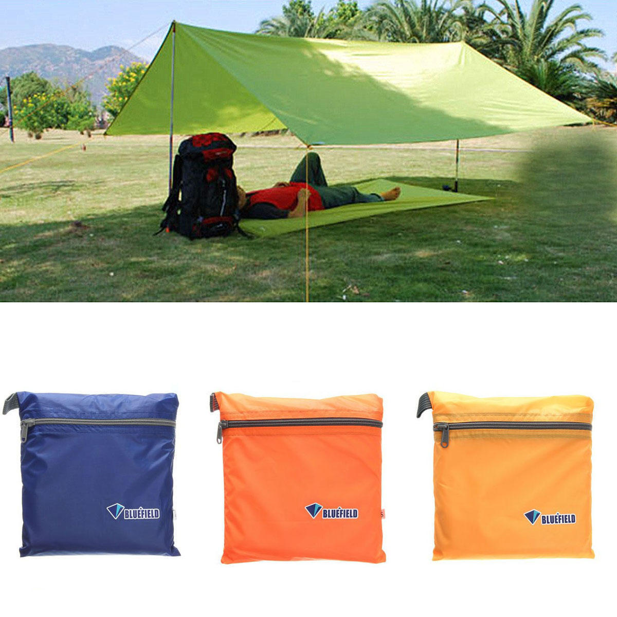 Portable Sunshade