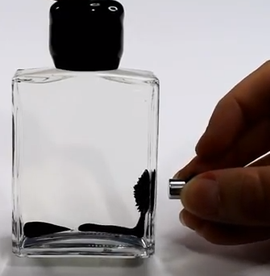 Novelty Ferrofluid In A Bottle