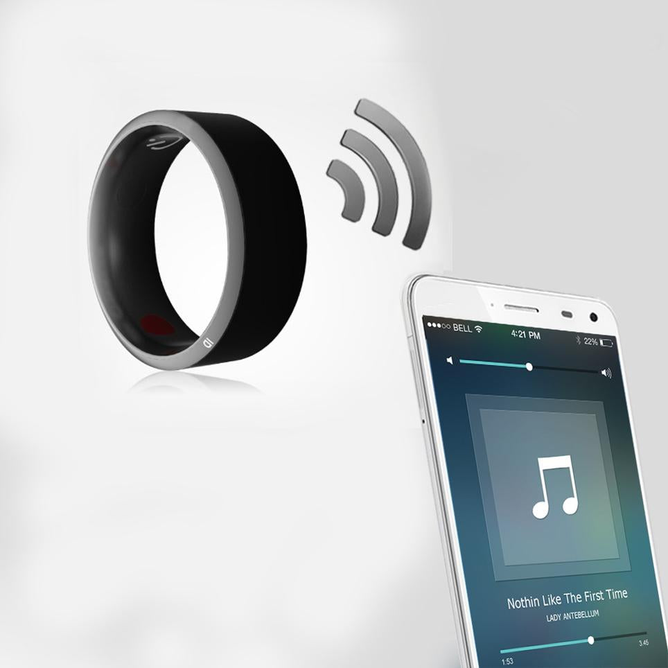 Energy improving Smart ring
