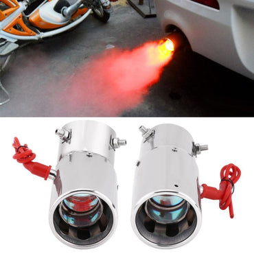 LED Flaming Muffler Kit