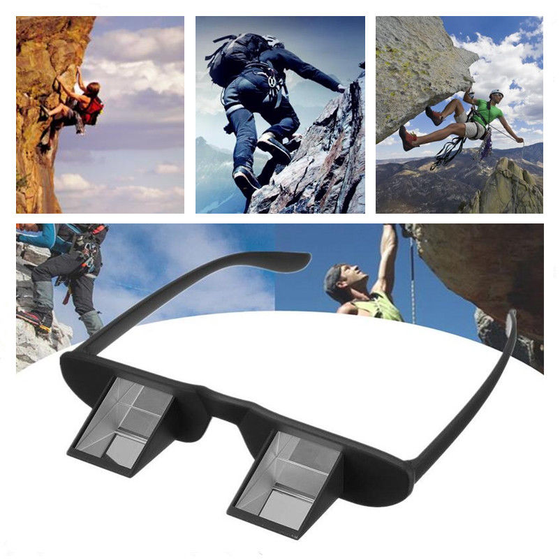 Horizontal Climbing Glasses