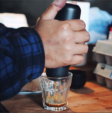 Portable Espresso Maker