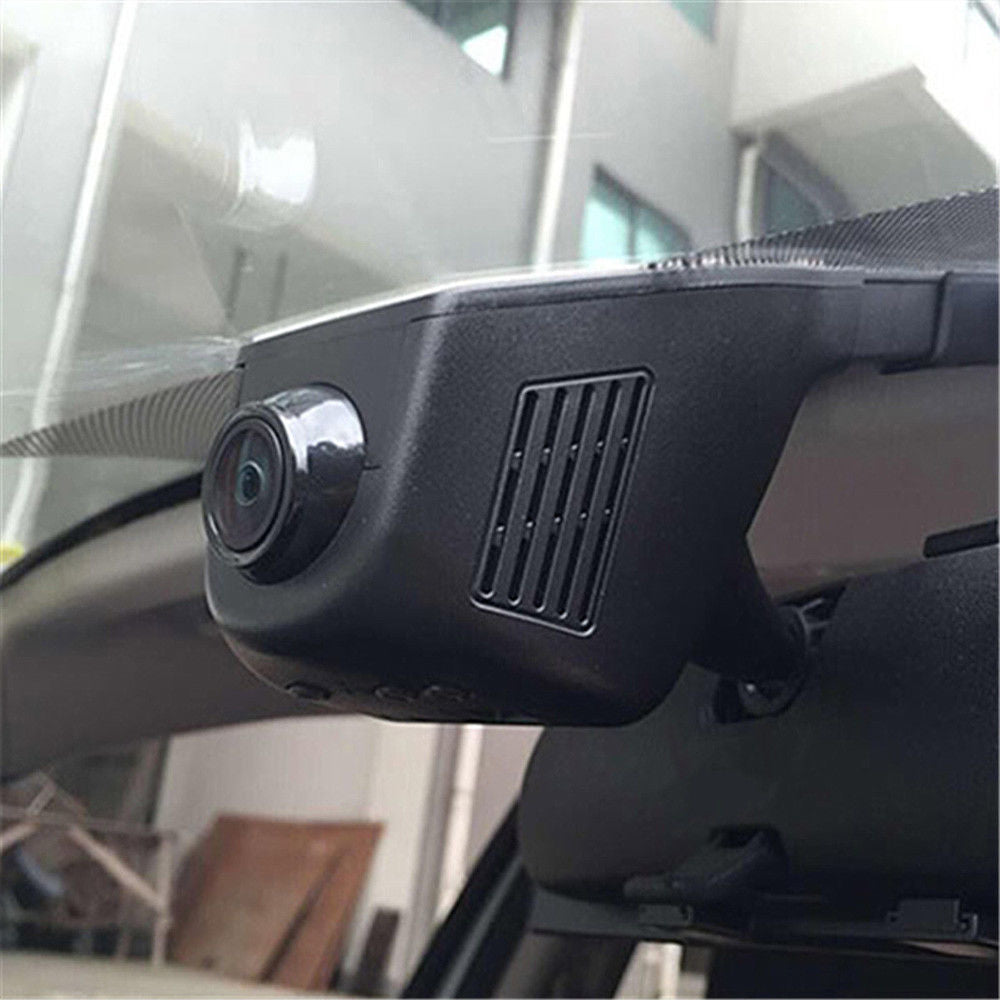 Hidden Night Vision dash cam