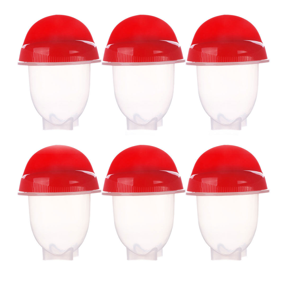 6PCS Egg Cooker