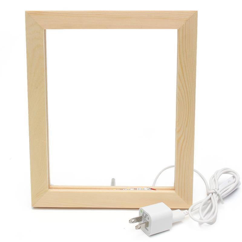 3D LED Photo Frame