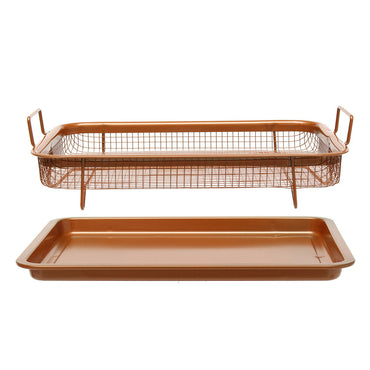 Bacon Drip Rack and Tray