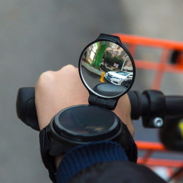 Wrist Band Cycling Mirror