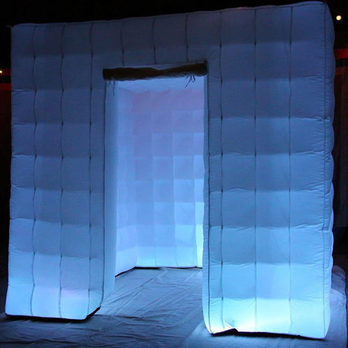 Inflatable LED Photobooth