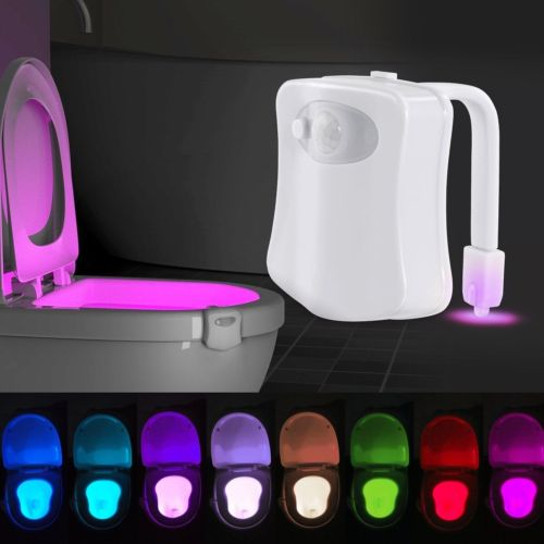 LED Toilet Night Light