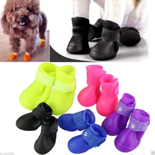 Raining Shoes for dogs