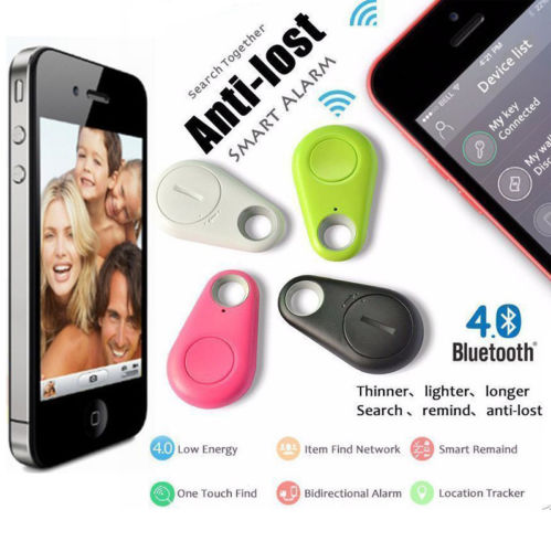 Bluetooth GPS Locator