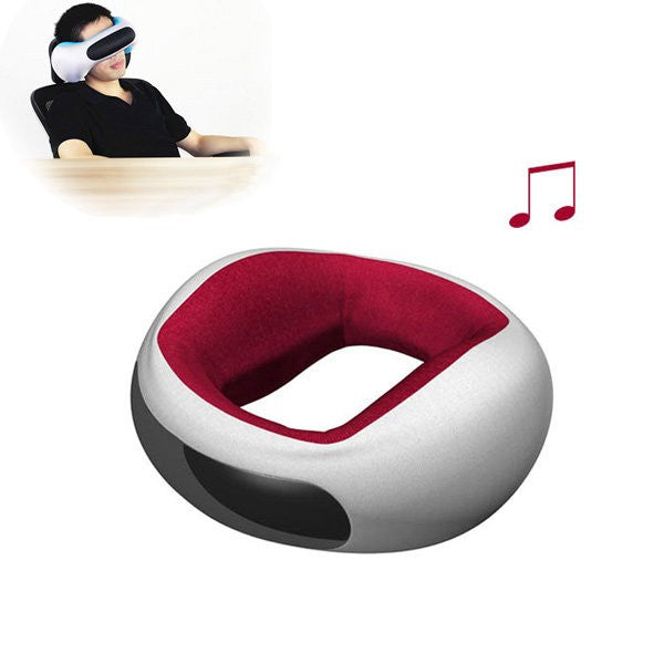 Wireless Bluetooth Music Earphone Travel Nap Pillow