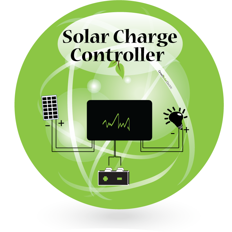 Solar Charge Controller collection, Green Solar Electric