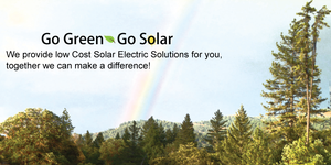 Green Solar Electric, Low cost Alternative energy solutions.