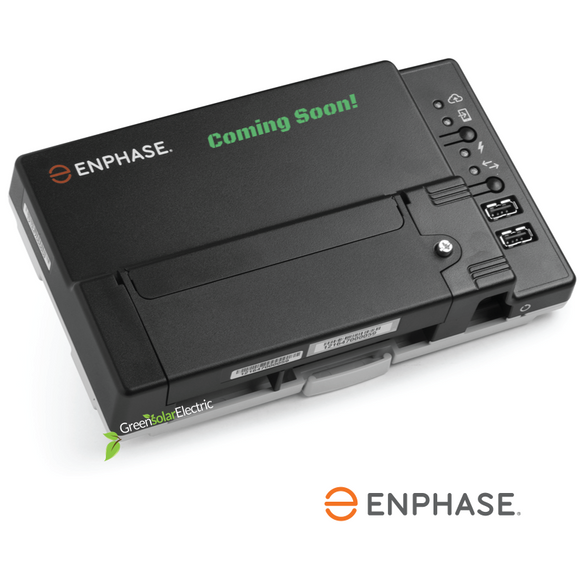 Enphase Comunications Gateway, Enphase Networking