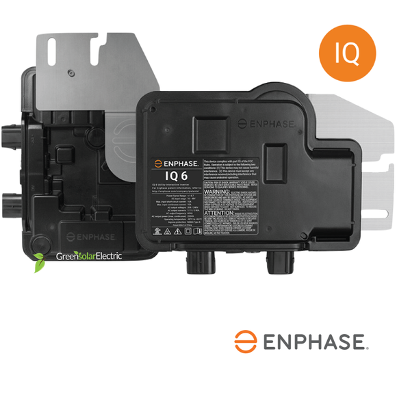 Enphase IQ 6, Micro inverter, Enphase Latest Model, Enphase IQ-6+, Enphase Iq-6,