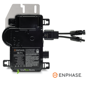Enphase IQ 7 plus, Micro inverter, Enphase Latest Model, Enphase IQ-7+, Enphase Iq-7,